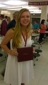 Congratulations, Dianna!