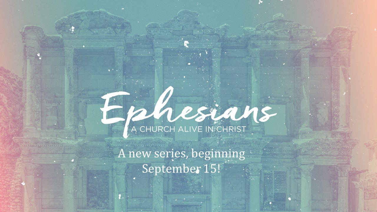 Ephesians series graphic